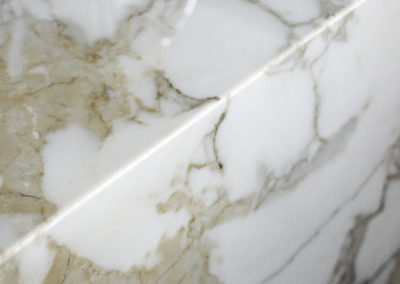 Country Estate-Marble Countertop & Backsplash