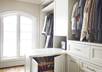 Country Estate-Walk-in Closet