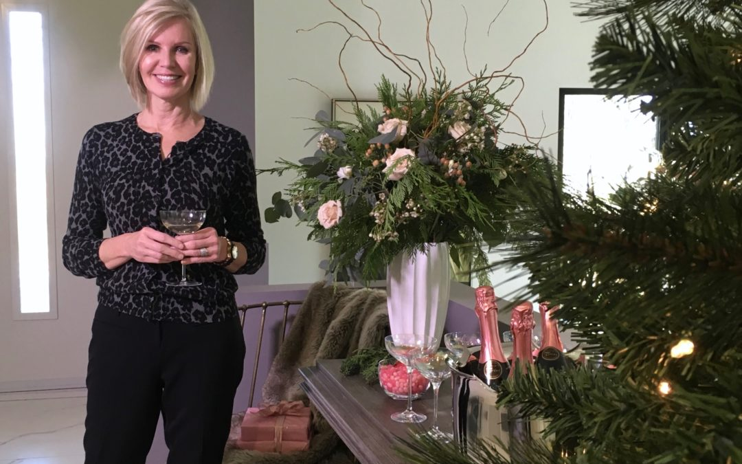 Create a Welcoming Home for the Holidays with Florals